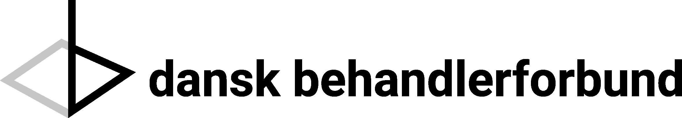 Logo Dansk Behandlerforbund