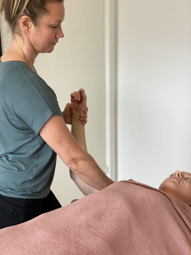 Kropsterapi ved Din krop - din balance